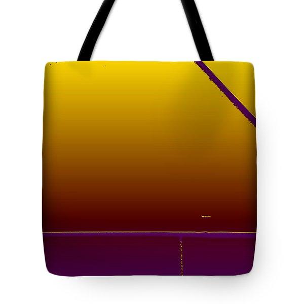 Simple Geometry - 4 Tote Bag by Lenore Senior