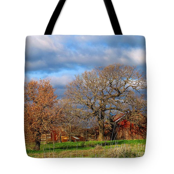 Simple Hideaway  Tote Bag