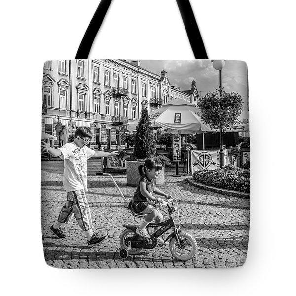 Simple Joys Tote Bag