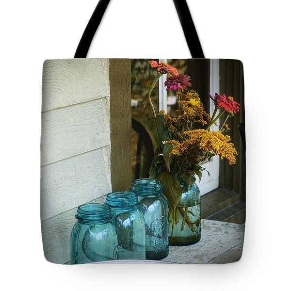 Simple Life 1 Tote Bag by Julie Palencia