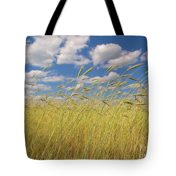 Simple Moments On The Farm Tote Bag