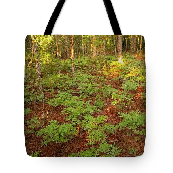 Fern Favorite Tote Bag