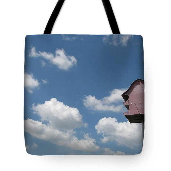 Tote Bag featuring the photograph Simplicity by Beth Vincent