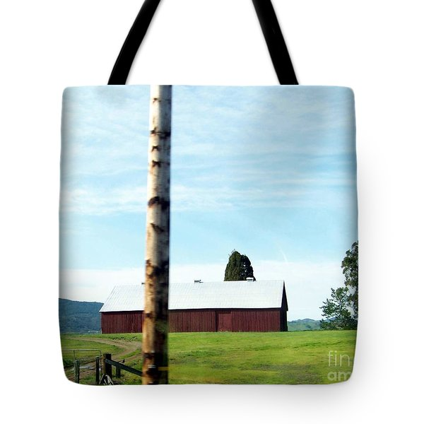 Tote Bag featuring the photograph Simplicity by Bobbee Rickard