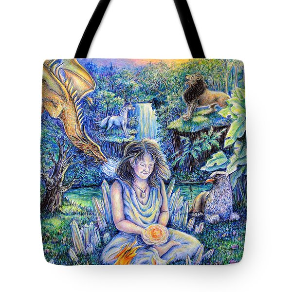 Simply Elemental Tote Bag