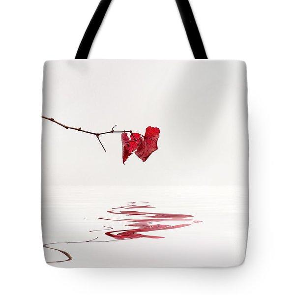 Simply Leaves Tote Bag