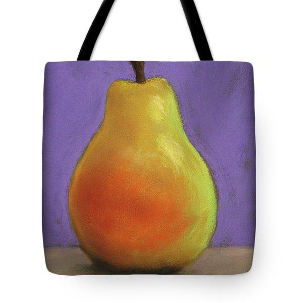 Simply Pear Tote Bag