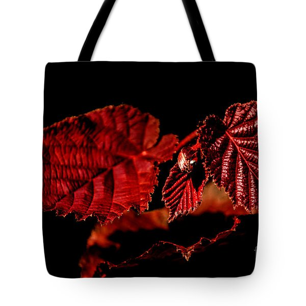 Simply Red Tote Bag