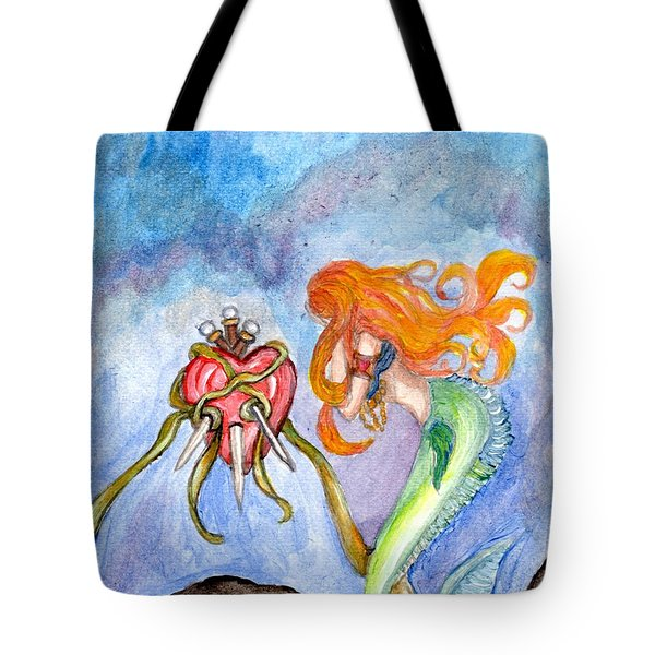 Sindaria Of The Seven Sorrows  Tote Bag