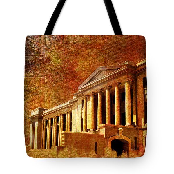 Sindh High Court Tote Bag by Catf