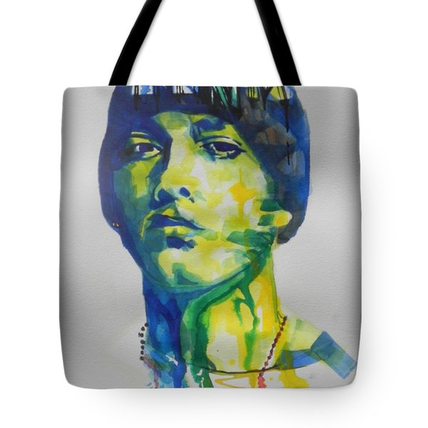 Rapper  Eminem Tote Bag
