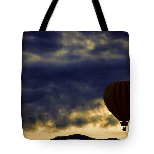 Single Ascension Tote Bag