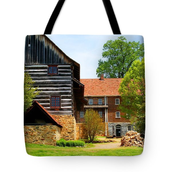 Single Brothers House Tote Bag