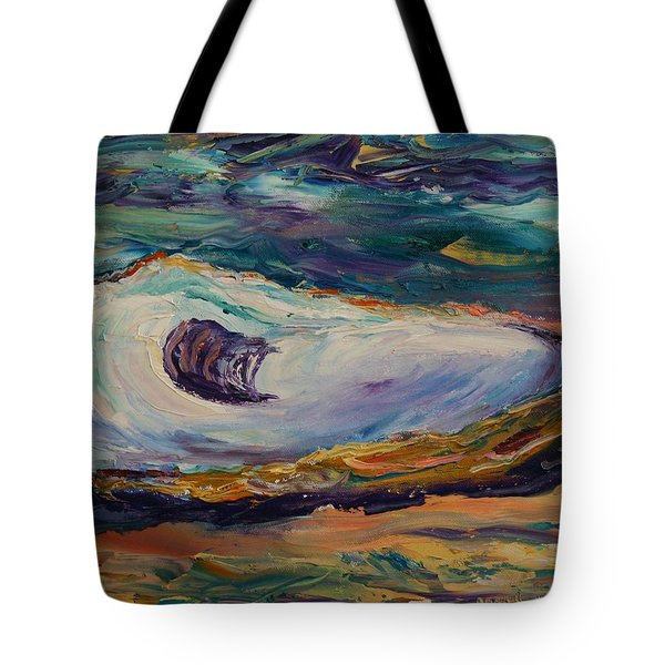 Tote Bag featuring the painting Single Select by Dorothy Allston Rogers
