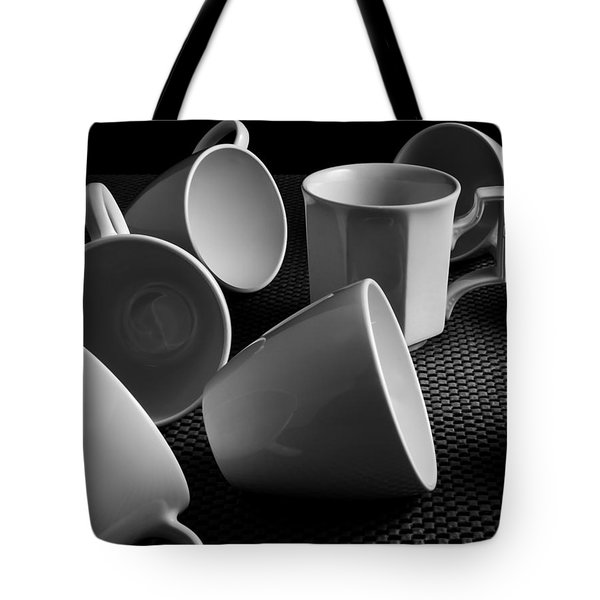 Singled Out - Coffee Cups Tote Bag
