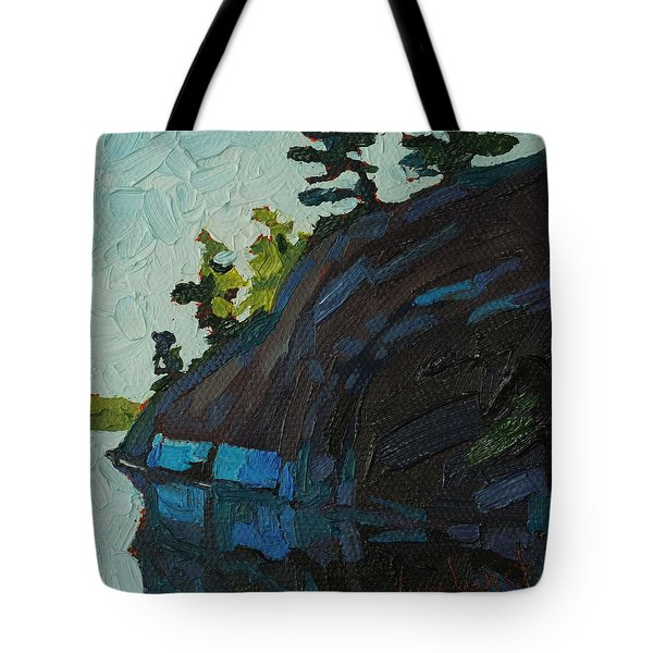 Singleton South Shore Tote Bag by Phil Chadwick