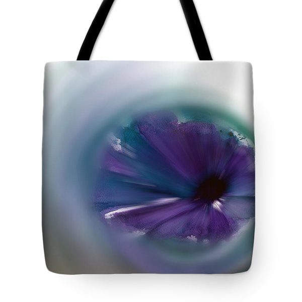 Tote Bag featuring the mixed media Sinking Into Beauty by Frank Bright