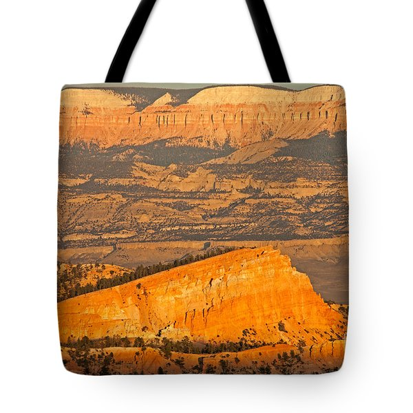 Sinking Ship Sunset Point Bryce Canyon National Park Tote Bag
