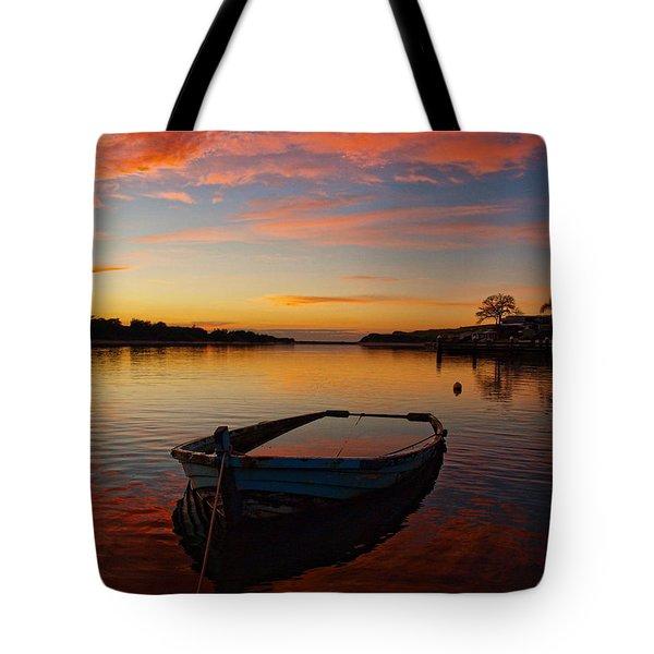 Sinking Tote Bag