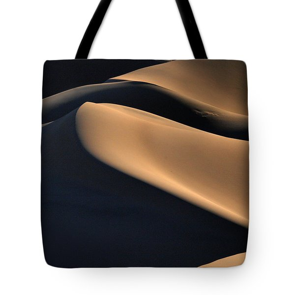 Sinuous Dunes  Tote Bag