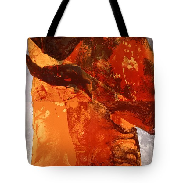 Sip Tote Bag by Graham Dean