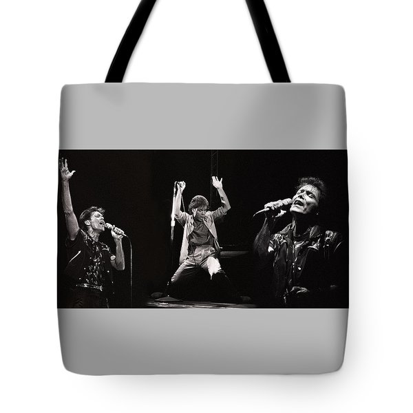 Sir. Cliff Richard Tote Bag