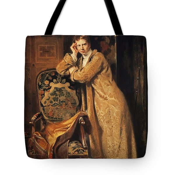 Sir David Wilkie 1785-1841, 1816 Panel Tote Bag