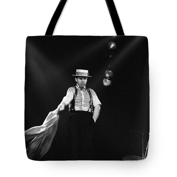 Sir Elton John Tote Bag