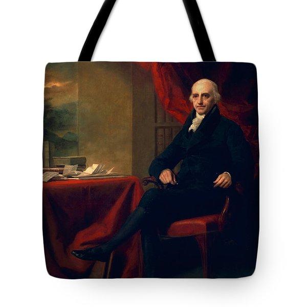 Sir William Miller, Lord Glenlee Tote Bag by Sir Henry Raeburn
