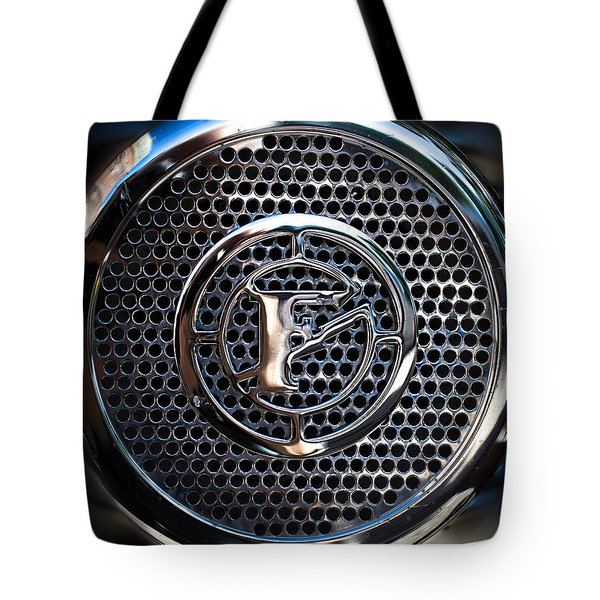 Siren Fire Engine Number Three Tote Bag by Bob Orsillo