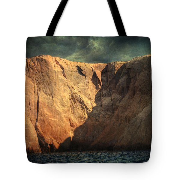 Siren Rocks Tote Bag by Taylan Apukovska