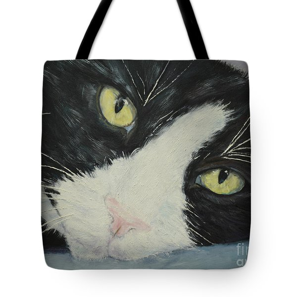 Sissi The Cat 1 Tote Bag