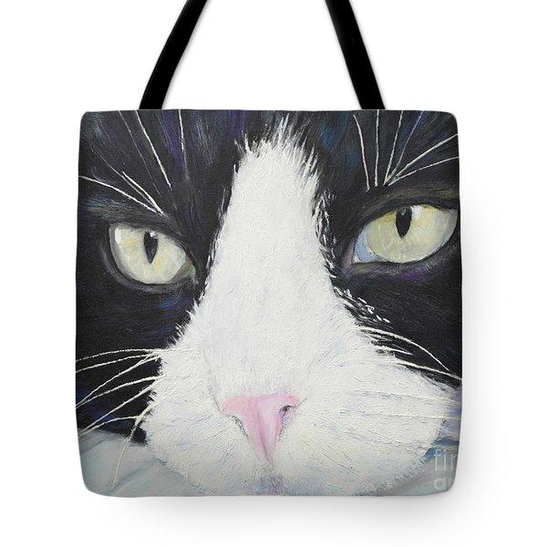 Sissi The Cat 2 Tote Bag