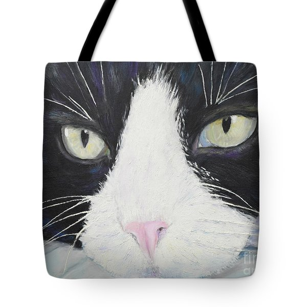 Sissi The Cat 2 Tote Bag
