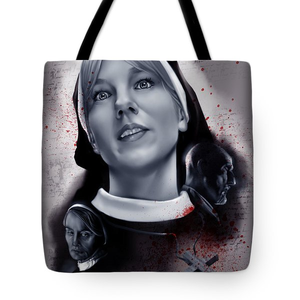 Sister Mary Eunice Tote Bag