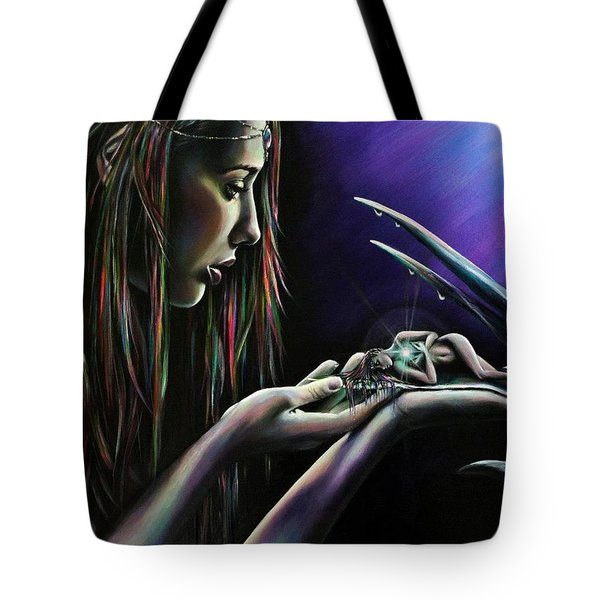 Sister Nature Tote Bag