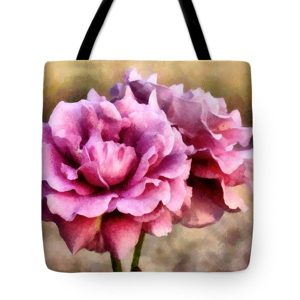 Sisters Before The Storm Tote Bag by RC deWinter