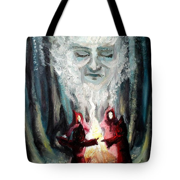 Sisters Of The Night Tote Bag