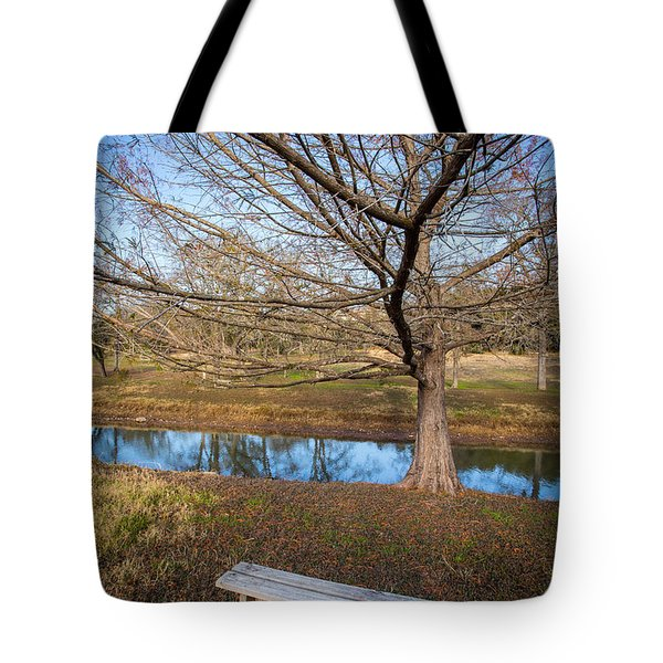 Sit And Dream Tote Bag