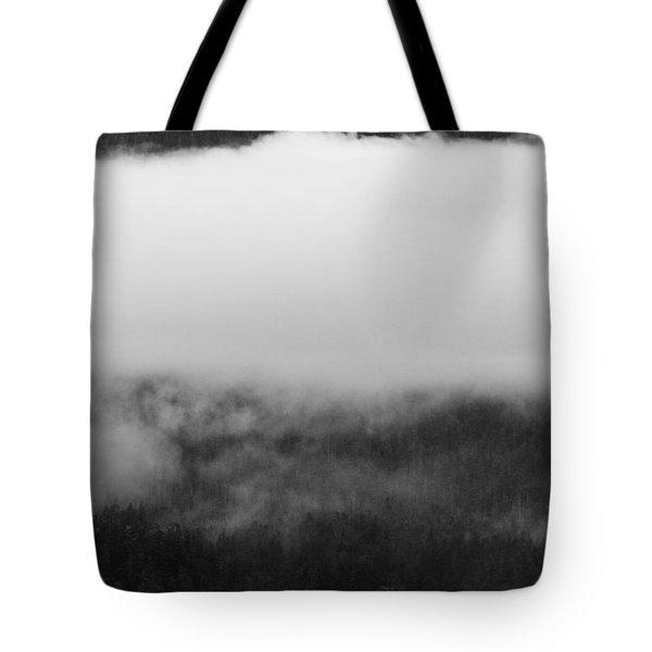 Sitka Fishing Boats Tote Bag