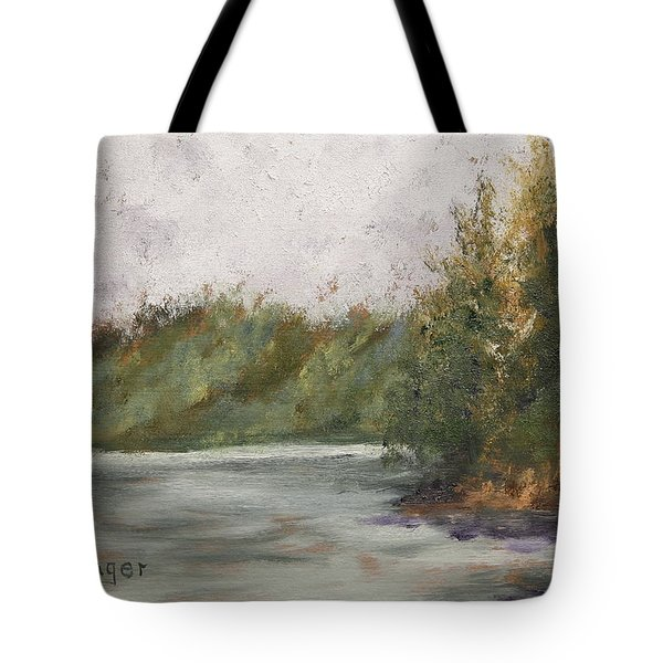Sitka Mist Tote Bag