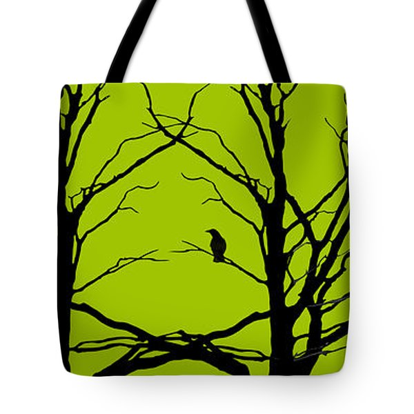 Sitting Around Tote Bag by Lourry Legarde