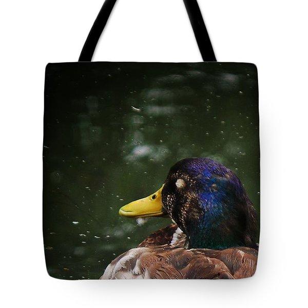 Sitting Duck Tote Bag