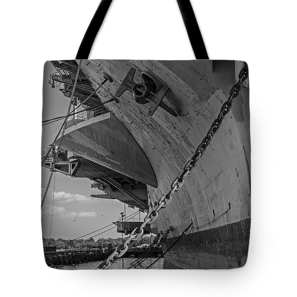 Sitting Silent Tote Bag
