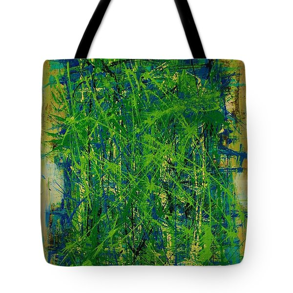 Six Degrees Tote Bag by Jean Cormier