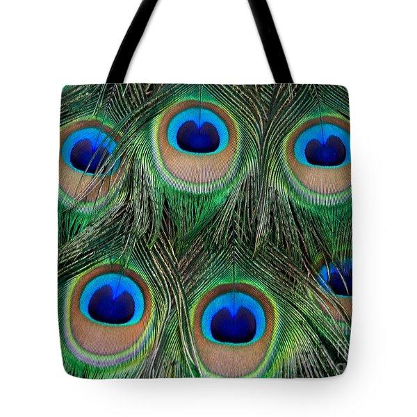 Six Eyes Tote Bag