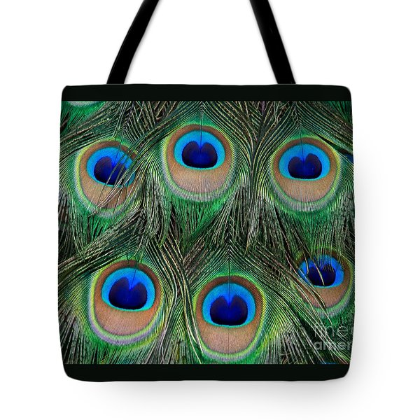 Tote Bag featuring the photograph Six Eyes by Sabrina L Ryan