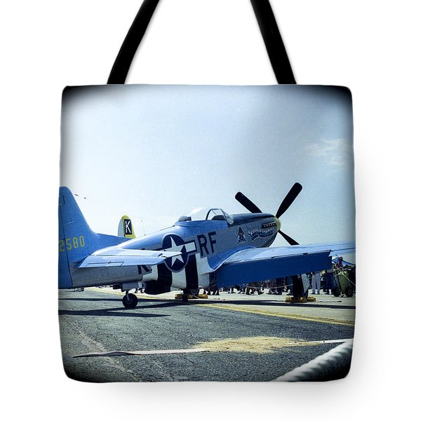 Six Shooter Right Rear Tote Bag