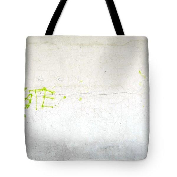 Skate Tote Bag by Valentin Emmanouilidis