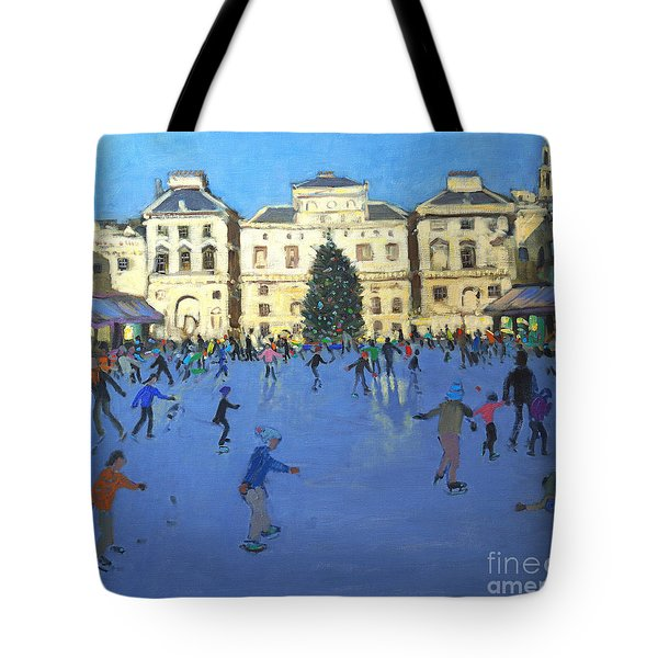 Skaters  Somerset House Tote Bag